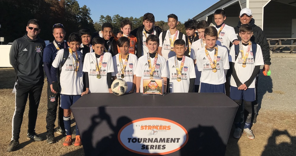 LMVSC U-14 Patriots earn Jeff Cup berth at 2018 Capital Fall Classic